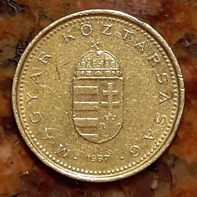 1997 Hungary 1 Forint Coin - #843
