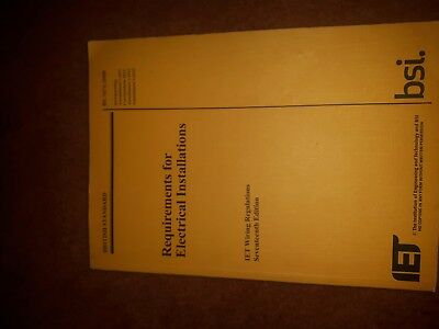 IET Wiring Regulations by The IET (Paperback, 2015) incorporating ammendment 3