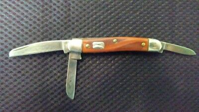 Vintage Anvil Colonial 3 Blade Pocket Knife