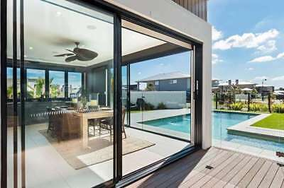 Australian Made Aluminium Sliding Door Custom Sizes At GUARANTEED LOWEST PRICES