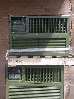 NORDIC MILITARY AIR CONDITIONER HEAT PUMP 1.5TON 18000 BTU Window Ac 208 NoS 18k