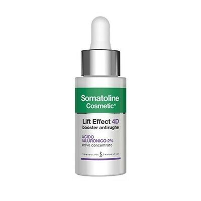 MANETTI & ROBERTS somatoline cosmetic lift effect 4d booster antirughe 30 ml