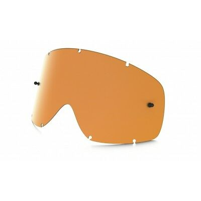Genuine Oakley Goggles O Frame Lens Persimmon Mx Dh Am New