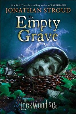 Lockwood & Co., Book Five the Empty Grave by Jonathan Stroud (Hardback, 2017)
