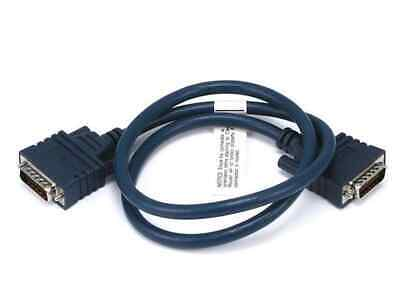 Monoprice 96 DCE/DTE DB60 Crossover Cable - 3FT