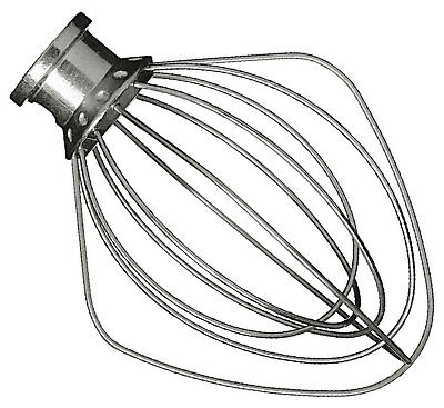 New Kitchenaid K45ww Wire Whip For Tilt Head Stand Mixer Heavy Duty