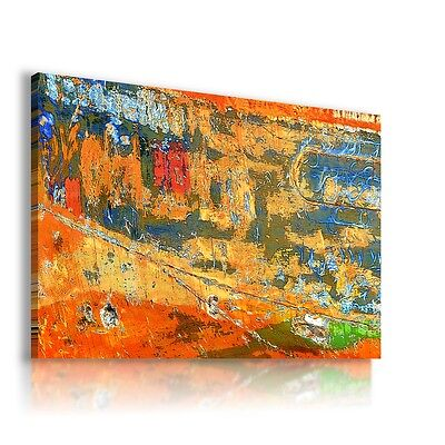 Abstract Painting  Modern Print Canvas Wall Art Picture Large Sizes Ab866 Mataga