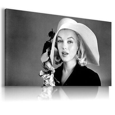 MARILYN MONROE Canvas Wall Art Picture Large SIZE  MM21 MATAGA .