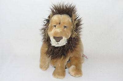 FAO Schwarz Toys R Us Big Lion Circus Plush 2014 Stuffed Pillow Soft Toy 20""