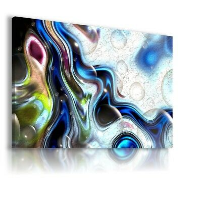 Abstract Painting Print Canvas Wall Art Picture Large Ws117 X Mataga