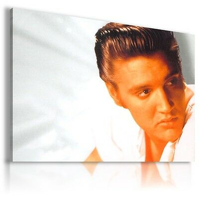 ELVIS PRESLEY  The King Of Rock /& Roll   Canvas Wall Art Picture  EP29 X MATAGA