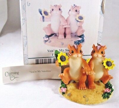 Charming Tails  Figurine  You're My Sunshine