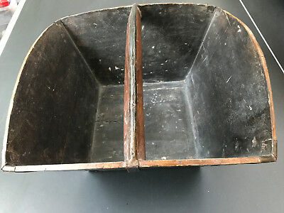 Antique rice carrier