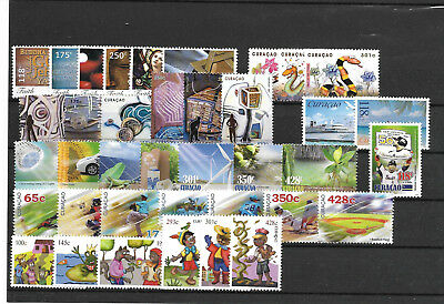 Curacao @ Year 2013 Complete Mnh Read @wv 2365