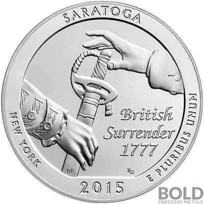 2015 Silver 5 oz ATB Saratoga, New York