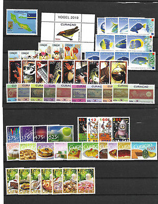 Curacao @ Year 2011 Complete   Sets Mnh  @wv 2368