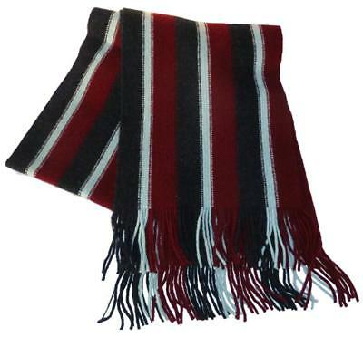 Royal Air Force lambswool scarf in the colours of the RAF