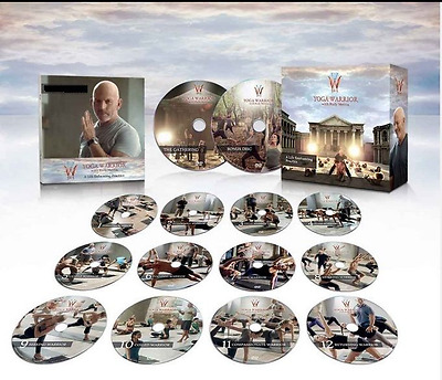 Yoga Warrior 365 with Rudy Mettia DVD Set