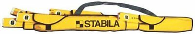 """Stabila 30015 Canvas Carrying Case for 48"""" / 32"""" / 24"""" / 16"""" / Torpedo Levels"""
