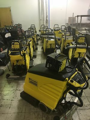 Tornado Karcher  Scrubber BR 53/40 Self Propelled Autoscrubber  Without Charger