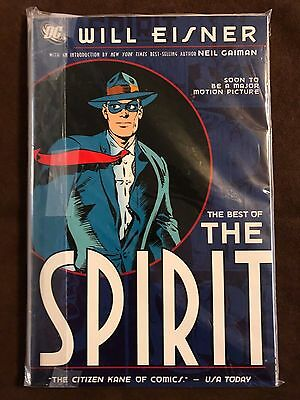 The Best of the Spirit by Will Eisner Graphic Novel, 2005, DC Comics VF+