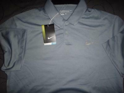 09e3d47ec6b6 Nike Golf Tour Performance Body Map Polo Shirt M Men Nwt