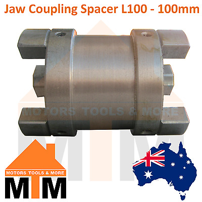 100 Jaw Coupling Spacer 100mm
