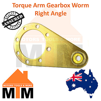 Torque Arm Gearbox Worm Right Angle