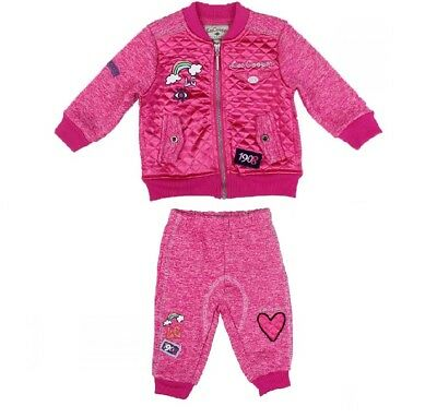 Survetement Bebe Lee Cooper Rose Fushia