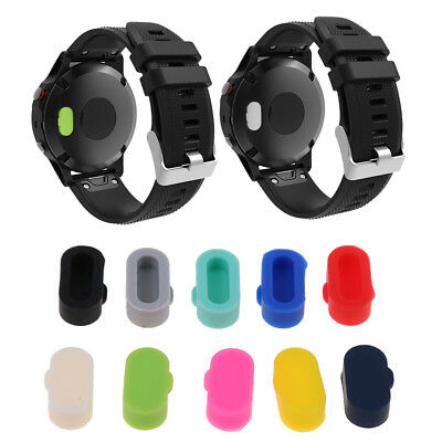 2017 Wristband Port Protector Resistant And Anti-dust Plugs For Garmin Fenix 5