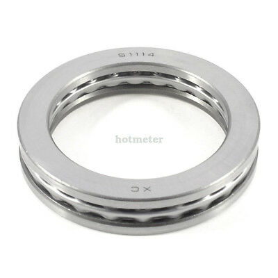 51114 95mm x 70mm x 18mm Auto Magnetic Axial Thrust Ball Bearing
