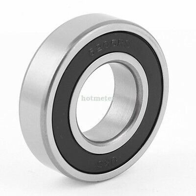 H● 6206RS Metal Deep Groove Sealed Shielded Ball Bearing