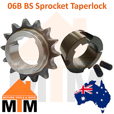 06B BS Sprocket Taperlock Any Bore Size