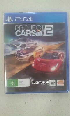 Project Cars Game of the Year Edition GOTY Sony PS4 New