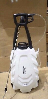 Garden Weed Sprayer Electric Battery  Trolley Portable Spot