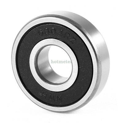 6304RZ Replacement Roller-Skating Deep Groove Ball Bearing 52x20x15mm