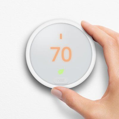 Nest Learning Thermostat E (White) A0063 New Model 2017
