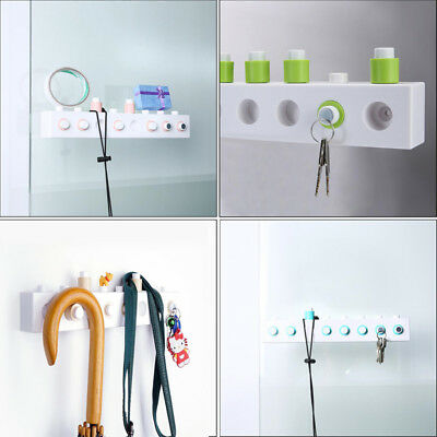 1pc Hot Fashion DIY Lovely Magnetic Key Hook Wall Hangers Holder Home Decoration