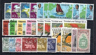Trinidad & Tobago QEII mint and used collection WS5998