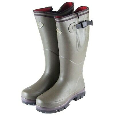 Rydale Mens Lisset Neoprene Lined Wellington Boots Wellies