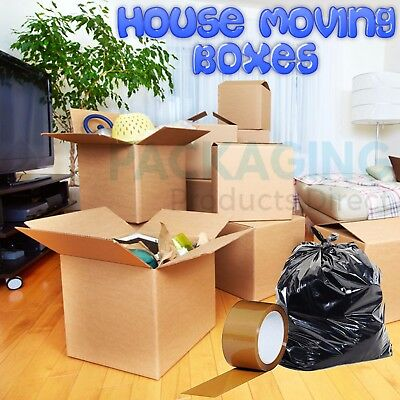NEW 20 KIT-10 X LARGE DOUBLE WALL & 10 XL LARGE SINGLE WALL Removal Packing box
