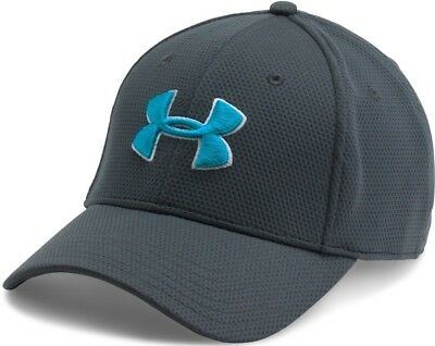 Under Armour Blitzing II Stretch Fit Cap - Grey
