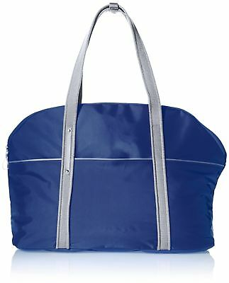 Adidas Women's Unisex Gym Training Blue Sports Bag Shoulder Casual Bag New