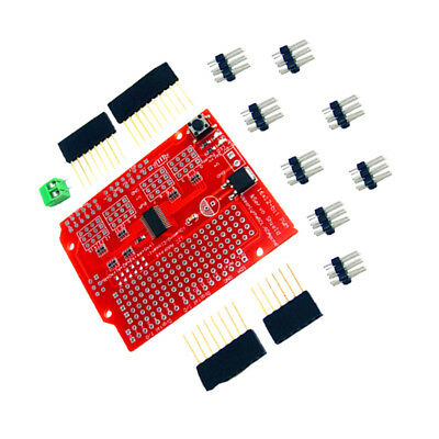 3-5V 16 channels 12 bit PMW Driver Module for Servo motor with Accessary