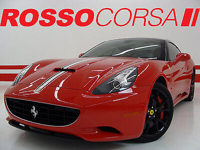 2010 Ferrari California California 2010 Ferrari California - UPGRADES ($211K MSRP) 1 OF A KIND - PERFECT / CUSTOM