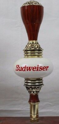 Vintage Budweiser Beer Tap Handle - Hard to find and in great shape