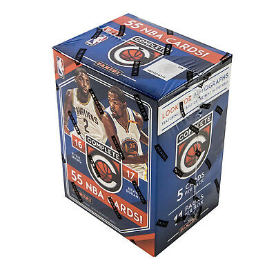 2016-17 Panini Complete Basketball 11 Pack Box