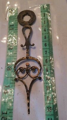 large Steel antique decorative clock hand