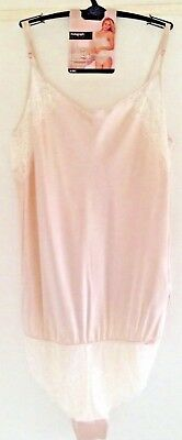 'Rosie for Autograph' M&S BODY Silk & Lace UK 6 10 & 12 Alabaster RRP £45 BNWT