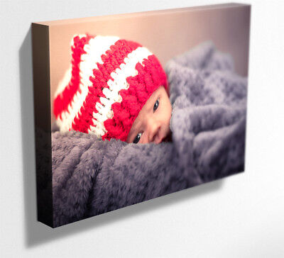 Your Photo Picture On Canvas Print ! Framed ! Ready To Hang  Mataga .